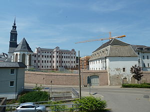 Waldheim, Saxony - Waldheim Prison