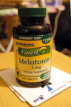 meaning of melatonin