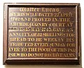 Walter Lucas Plaque in All Saints Church, Lindfield.jpg