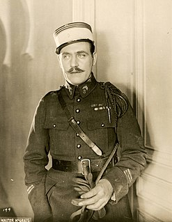 Walter McGrail American actor
