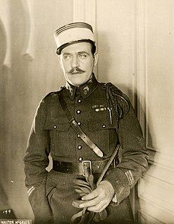 Walter McGrail American actor