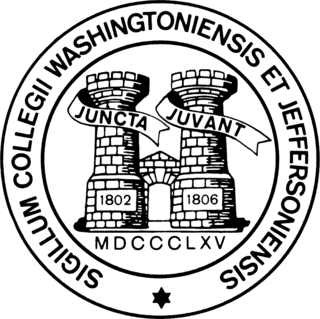 Washington & Jefferson College college in Washington, Pennsylvania, USA
