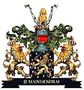 Wappen von Wilhelm I. (Quelle: Wikimedia)