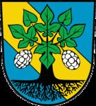 Das Wappen von Erkner