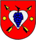 Coat of arms of Erlenbach b.Marktheidenfeld