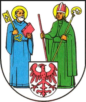 Osterfeld - Image: Wappen Osterfeld
