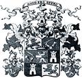 Wappen der Grafen von Wallis auf Carrighmain 1706 - 1.png