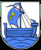 Das Wappen von Stadt Wehlen