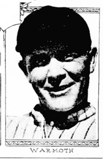 Cy Warmoth American baseball player