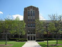 Central Michigan University - Simple English Wikipedia, the free ...
