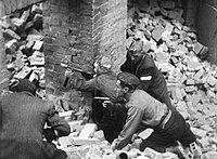 Warsaw Uprising Blyskawica