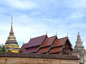 Lampang - Wat Phradhart Lampangluang