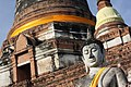 Wat Yai Chai Mongkhon, Ayutthaya, Thailand (5257542350).jpg