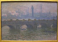 Waterloo Bridge, 1903, by Claude Monet (1840-1926) - IMG 7175.JPG