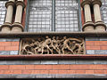 Watson Fothergill's Offices, George Street, window and frieze detail - geograph.org.uk - 1747434.jpg