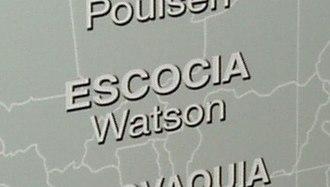 John Fox Watson - John Fox Watson on Real Madrid's wall of internationals