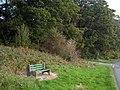 Wayside seat - geograph.org.uk - 264502.jpg