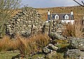 Weaver's Cottage Ruins and Ardnaw Farm - geograph.org.uk - 1377961.jpg