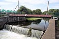 Weir at Handford Sea Lock - geograph.org.uk - 912329.jpg