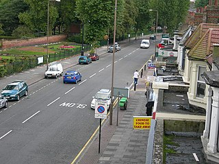 Well Hall Road, SE9 - geograph.org.uk - 229103.jpg
