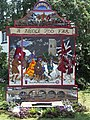 Well dressing at Aston-on-Trent - geograph.org.uk - 373978.jpg