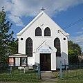 Wellow Baptist Church, Main Road (B3401), Wellow (May 2016) (3).JPG