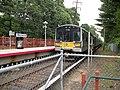 West Hempstead-bound train at Westwood.jpg
