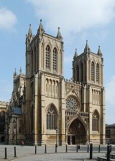Bristol Cathedral Church in Bristol, United Kingdom