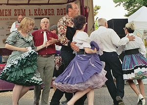 Western Square Dance Group