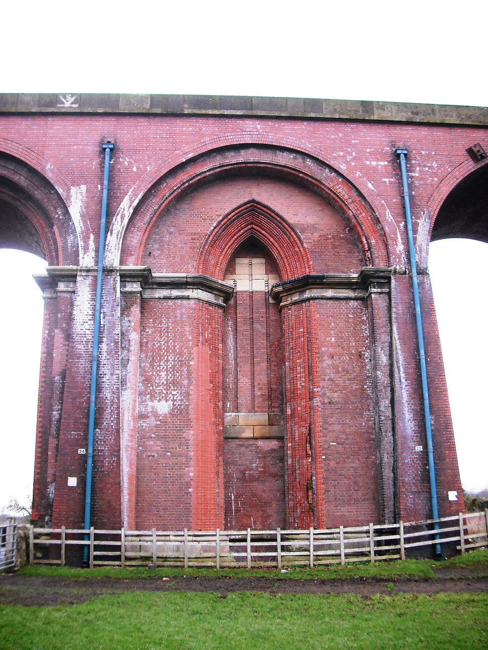 Whalley Arches detail