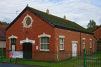Whitecroft - Whitecroft Memorial Hall