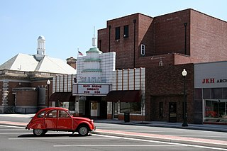 Dalton Commercial Historic District