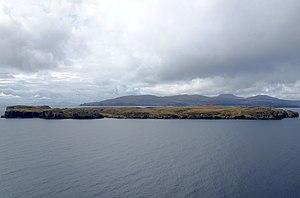 Wiay, Skye - Image: Wiay Loch Bracadale 02