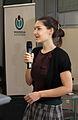 Wikiconference 2013 Prague, Blanka Mikulášková.jpg
