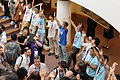 Wikimania 2013 closing ceremony IMG 5230.JPG