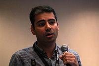 Wikimania 2015 - Joe Sutherland 36.jpg
