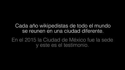 File:Wikimania 2015 documentary.webm