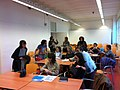 Wikipedia Workshop for library directors at F.Bonnemaison in Barcelona (15).JPG