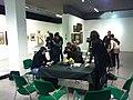 Wikipedian in Residence at Museu d'Art Jaume Morera- press presentation (16).JPG