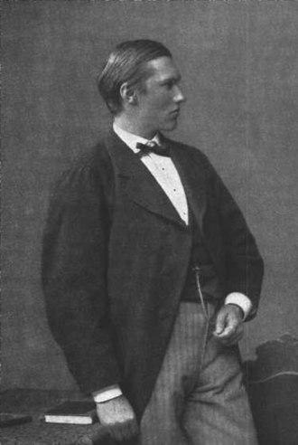 Ulrich von Wilamowitz-Moellendorff - Wilamowitz in Greifswald (1878)