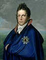 Willem Frederik (1772-1843), erfprins van Oranje-Nassau. Later koning Willem I. Genaamd 'Het mantelportret' Rijksmuseum SK-A-4113.jpeg