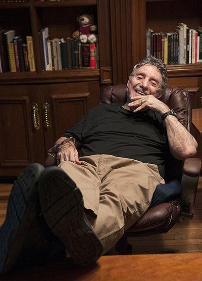 Picture of an author: William Peter Blatty