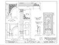 William A. Dawson House, 76 South McGregor Avenue, Spring Hill, Mobile County, AL HABS ALA,49-SPRIHI,2- (sheet 4 of 6).png