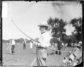 William Thompson (archer) - Image: William Thompson