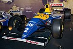 Williams FW15C front-left 2017 Williams Conference Centre.jpg