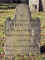 Willson (Thomas Jr.), Bethel Cemetery, 2015-10-15, 02.jpg