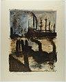 """Willy Davidson, Aus der Mappe """"Erde und Eisen"""", 1921, Museum für Kunst und Gewerbe Hamburg, Inv.nr. E1970.162.l.jpg"""