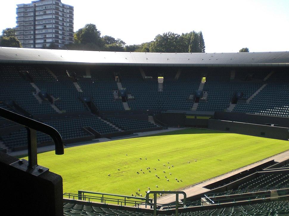 Wimbledon, Court No 1 2009