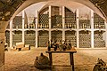 Wine cellar in the Castle of Valencay.jpg
