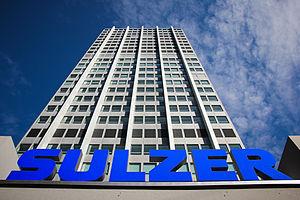 Sulzer (manufacturer) - Sulzer Headquarter in Winterthur